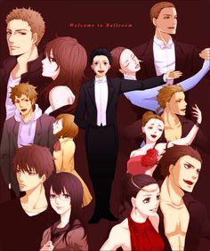 Ballroom e Youkoso Image - Zerochan Anime Image Board I Love Anime, Me Me Me Anime, Kawaii Anime, Manga Art, Manga Anime, Ballroom E Youkoso, Ballrooms, Dance Hall, Anime Artwork