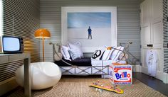 Stripes For A Boy's Bedroom | Live The Life You Dream About | Lifestyle Blog by Sarah SarnaLive The Life You Dream About