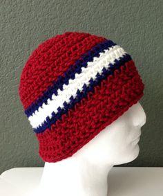 9974261ffa8 University of Arizona Crochet hat. Men s Crochet by Africancrab University  Of Arizona