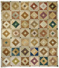 Quaker Quilts: Another Quaker Beauty at the American Museum in Britain