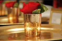 Gold and Red Wedding Decor Theme. Stunning.  Events by Natasha  www.eventsbynatasha.ca