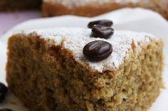 Ricetta Torta soffice al caffè senza glutine e senza latte