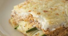 Receta de Lasaña de láminas de calabacín y soja con Thermomix®, aprende como hacer esta receta en tu robot de cocina.