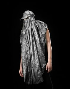 'Anti-Drone' garments are designed with a metallized fabric that protects against thermal imaging surveillance, a technology used widely by UAVs/drones. The enhanced garments are lightweight, breathable, and safe to wear. They work by using highly metallized fibers to reflect heat, thereby masking the wearer's thermal signature.