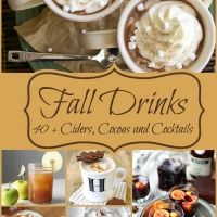 40+ Fall Drinks: Ciders, Cocoas, and Cocktails