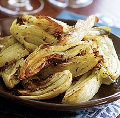 Basic Roasted Fennel