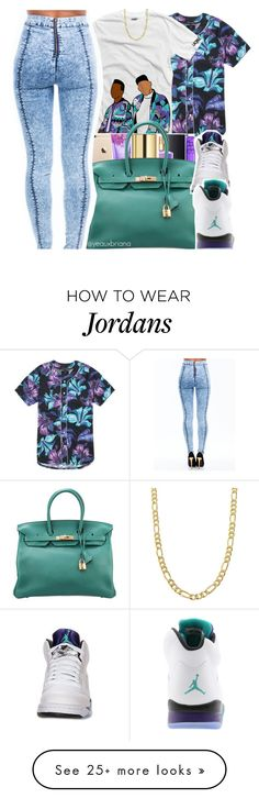 """""""jazz & prince"""" by yeauxbriana on Polyvore featuring PacSun, Hermès, Retrò, Fremada, women's clothing, women, female, woman, misses and juniors"""