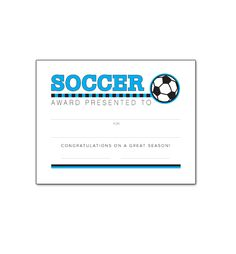 Free Certificate Templates For Youth Athletic Awards | Southworth