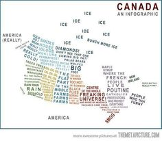 Funny pictures about Here's Everything You Need To Know About Canada. Oh, and cool pics about Here's Everything You Need To Know About Canada. Also, Here's Everything You Need To Know About Canada photos. Canadian Things, I Am Canadian, Canadian History, Canadian Memes, Canadian Humour, Toronto Canada, Canada 150, Canada Jokes, Canada Funny