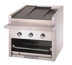 Bakers Pride Charbroiler 24 C24GS *** Click image for more details.