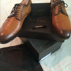 Men's Gucci Tobacco Shoes Gucci Men's Shoes Gucci Shoes