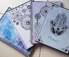Resultado de imagen para cuadernos tumblr