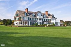 Westhampton Beach NY 9 Bedroom Home For Sale On The Water   Brown Harris Stevens