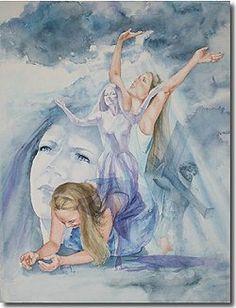 praise dance art - Google Search