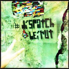Beirut, Lebanon street arts