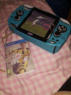 sinterklaas surprise voor jongen! ps vita games fifa17
