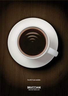 Coffee and Wi-Fi
