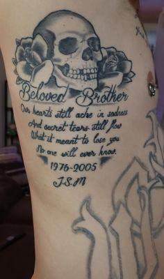 6 Cliché-Free Memorial Tattoos - Modern Loss