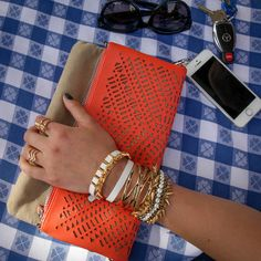 An arm party perfect for Saturday adventures #jotd