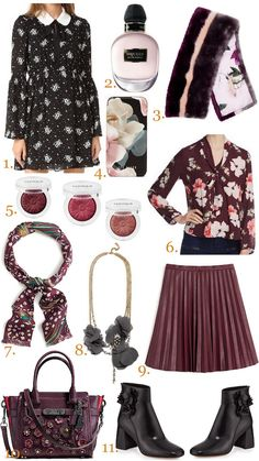 Fall florals shoppin