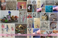 Kijk eens wat een creatieve klanten wij hebben!  | bykaro.nl voor kralen, bedels, fimo en meer...