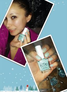 "OMG yes i absolutely love this color ""home run"" of nail polish from pure ice! it looks absolutely beautiful and goes perfectly with the season :) <3  ""i received this product complimentary from influenster  for testing and reviewing purposes, however all opinions are my own"""