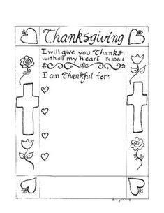 Fun way for your students to share the gifts that they are thankful for this Thanksgiving - Bible verse Psalm 138  -