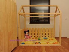 Montessori Bed, Toddler Bed, Furniture, Home Decor, Child Bed, Decoration Home, Room Decor, Home Furnishings, Home Interior Design