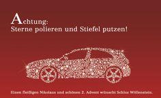 Nicht vergessen: Am Samstag ist Nikolaustag!
