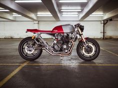 deBolex Mk5 – Honda CB750 Sevenfifty   deBolex Engineering