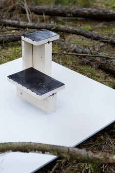 Studio Thomas Vailly: Reconfiguration of a tree — Thisispaper — What we save, saves us.