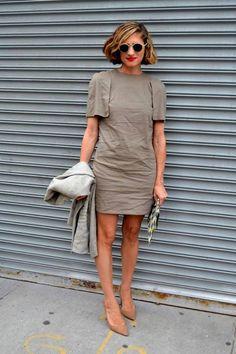 Apice Apart SS14 capelet dress