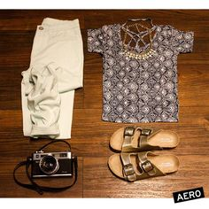 Look Aéropostale 2015 #wearWhatYouwantmx #Girls