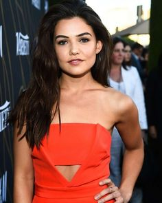 Danielle Campbell 2017 Variety Power of Young Hollywood in LA #wwceleb #daniellecampbell