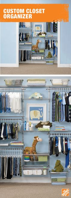 Tidy Up Time Canu0027t Get Any More Satisfying With A Closet This Organized