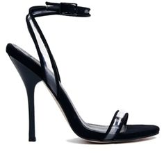 Asos HELLO YOU Heeled Sandals - Black on shopstyle.co.uk