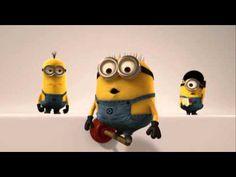 Despicable Me Funny Minions