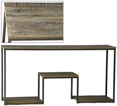 Landon Console - Length: 59 Depth: 14 Height: 31 *New item and not currently in stock, waiting for lead time info Classic House, Dining Bench, Entryway Tables, Console, Lead Time, Furniture, Waiting, Steel, Home Decor
