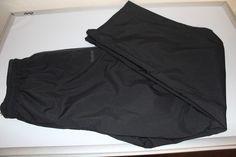 reebok men pants black  (M) pre-owned excellent condition #Reebok #Pants #ebay