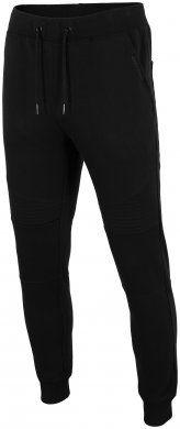 [T4Z16-SPMD205] Spodnie dresowe męskie SPMD205 - czarny