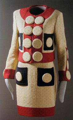 anitramm: Moschino suit, 1980
