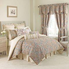 Waverly Treasure Trove 4 Piece Comforter Set | from hayneedle.com