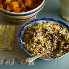 Northwoods Wild Rice Salad Recipe -This is my Minnesota version of a vintage German slaw served at church suppers. The wild rice has a nutty flavor that's perfect with tangy sauerkraut. —Jeanne Holt, Mendota Heights, Minnesota
