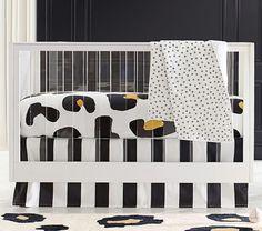 Emily & Meritt Rock and Roar Baby Bedding Sets #pbkids