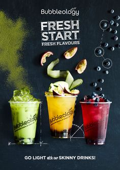 "Debby Lewis-Harrison ""Bubbleology"" on Behance (Ingredients Design Layout) Food Graphic Design, Food Poster Design, Food Menu Design, Graphic Design Company, Web Design, Coffee Poster, Coffee Menu, Juice Bar Design, Juice Menu"