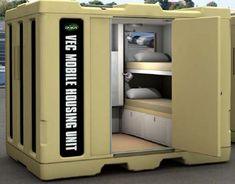 Surgeon and homeless inventor team up to create survival pod - Democratic Underground