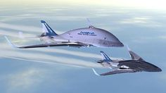 Is the bizarre Sky Whale the future of air travel? #innovation