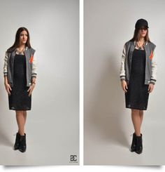 3 τρόποι να φορέσετε το bomber jacket σας