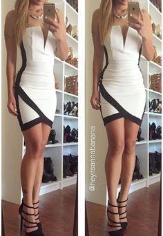 Equilibrium Mini Dress - White – Colors of Aurora