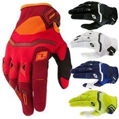 Gold Fox Sidewinder Long Fingered MTB Cycling Gloves 2016 Orange XL XXL